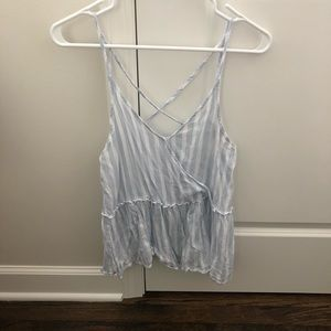 American Eagle Sleeveless Blouse